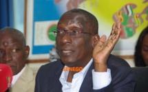 Mamadou Diop Decroix: « La mascarade est renvoyée jusqu'au 3 janvier »