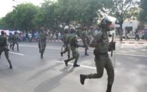 Bourse à l'Ucad – Les étudiants « affrontent » la Police