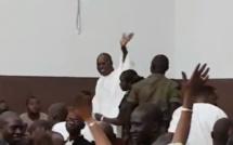Vidéo – Revivez la sortie triomphale de Khalifa Sall de la salle d'audience