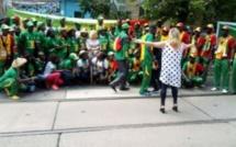 Mondial-2018 : 2 supporters Sénégalais sont restés en Russie