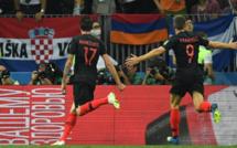 Coupe du monde 2018: Les Croates renversent les Anglais et rejoignent les Bleus en finale...