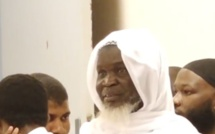 L'imam Alioune Ndao, poursuivi pour terrorisme, écope d'un mois de prison avec sursis
