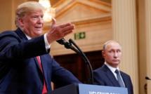 Ingérence russe : Trump change d'avis et soupçonne désormais Poutine