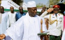 """Retour annoncé en Gambie : Adama Barrow qualifie de """"choquantes et subversives"""" les déclarations de Yahya Jammeh"""