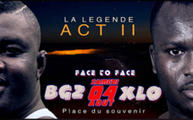 [LIVE] PLACE DU SOUVENIR : Vivez en direct sur Dakaractu le « Face 2 Face » Balla Gaye 2 et Modou Lô