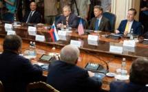 Des sénateurs américains convient leurs collègues russes à Washington