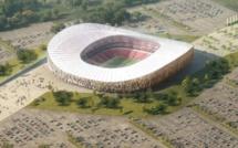 Les détails de la construction du stade olympique de football du Sénégal