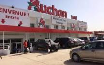Report de la marche de soutien au distributeur Auchan