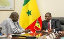 Macky Sall félicite Babacar Touré pour son ''formidable travail'' au CNRA