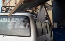 Accident à Dahra : 4 femmes heurtées par un minicar
