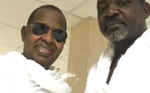 Arrêt sur image ! Sidy Lamine Niass à la Mecque avec le  représentant du khalif de Baye aux Etats Unis