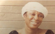 La maman de Youssou Ndour 35 ou 40 ans en arrière…