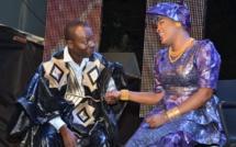 """Le célèbre Dj Boubs trouve une """"petite soeur"""" à  Diarra...L'animateur de Futurs Médias convole avec Khadija Cissé..."""