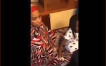 Video-Anniversaire de la mère de Wally Seck Kiné Diaga Diouf avec de sa famille