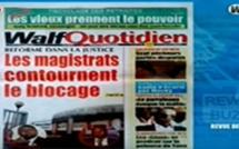 Revue de Presse WalfTv du Lundi 10 Septembre 2018