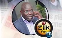 Revue de presse (Wolof) Zik fm du Lundi 17 septembre 2018 par Ahmed Aidara