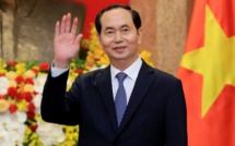 Mort à 61 ans du président vietnamien Tran Dai Quang