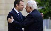 Lâché par Washington, Mahmoud Abbas en quête de soutien à Paris
