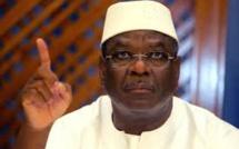 Le message de condoléance du Président Ibrahima Boubacar Keita