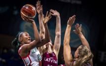 Mondial 2018 de Basket – Sénégal / Lettonie: Les lionnes menées à la pause (28-29)