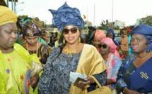 Réélection de Macky Sall: L'épouse de Aly Ngouille Ndiaye s'investit en Italie…