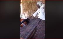 Arret sur images : cette femme possédée fait de graves révélations