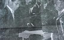 La photo de naissance du mythe Bruno Diatta