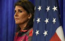 Nikki Haley, l'ambassadrice américaine aux Nations unies, démissionne