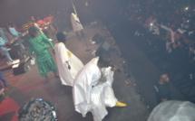 Vidéo: Pape Diouf chassé de Bercy avant la fin de sa manifestation