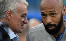 Selon Didier Deschamps, Thierry Henry a tout pour réussir à l'AS Monaco