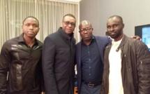 Youssou Ndour et Ameth Aïdara se retrouvent à New York- Coïncidence ou Rv hors du Sénégal?