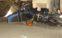 Louga : Une collision entre deux motos Jakarta fait un mort et deux blessés graves