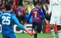 Espagne : sans Messi, le Barça écrase un Real Madrid au plus mal et redevient leader