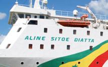 """Dernière minute: Le commandant du bateau """"Aline Sittéo Diatta"""" est décédé"""