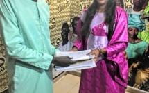 La coalition ADIANA  de thierno lo dépose un premier jet de 16.078 parrains pour Macky Sall