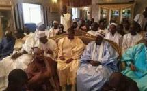 Serigne Bass Abdou Khadre Mbacké s'est rendu chez feu Sidy Lamine Niass