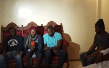 """Télescopage chez feu Sidy Lamine Niass- Ousmane Sonko croise les leaders de """"Y'en à marre"""" et..."""
