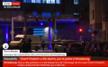 L'état islamique revendique l'attentat de Strasbourg
