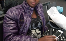 La danseuse Ndèye Guèye endeuillée...