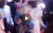 Arrêt sur image : Baye Ciss, qui danse  et s'habille comme feu Kanda Bongo Man