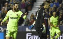 Foot européen : le Barça de Messi régale, Liverpool plombe Mourinho