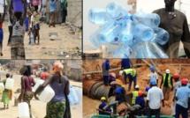 Cette pénurie d'eau qui risque de desservir le candidat-sortant, Macky Sall