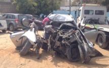 Accident de Sicap : Mously Mbaye est finalement décédée