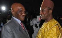 Wade a discrètement quitté Dakar pour se rendre à Conakry