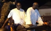 Campagne électorale: Idy se recueille à Thiéyène Djolof à 2 h du matin