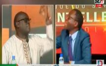 Me Elhaj Diouf et le journaliste Mamadou Ndiaye Doss ont failli se... battre