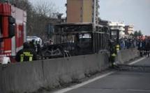 Milan : Comment et pourquoi un Sénégalais a mis le feu sur un bus rempli d'enfants