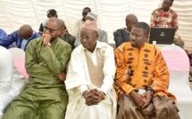 Les images du baptême de bébé Mame Diarra , fille de l'expert fiscal Bass Diop