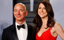 L'ex-épouse de Jeff Bezos devient la 4e femme la plus riche au monde
