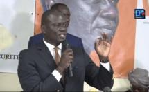Abdourahmane Diouf dépose ses baluchons à...